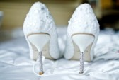Cinderella or Liz Carlyle? How to choose the best wedding shoes
